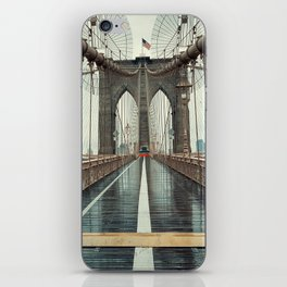 The Brooklyn Bridge iPhone Skin