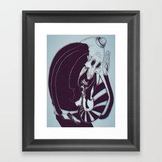 Marmalade Grimmm Framed Art Print