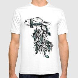 Poetic Llama T-shirt