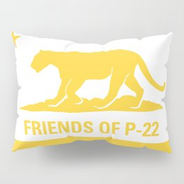 P-22 Yellow Pillow Sham