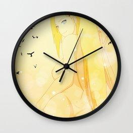 Naruto Ino Yamanaka Wall Clock
