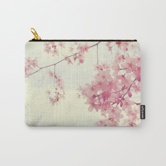 Dreams In Pink Carry-All Pouch