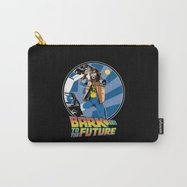 Bark to the Future Carry-All Pouch