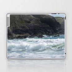 White Surf Laptop & iPad Skin