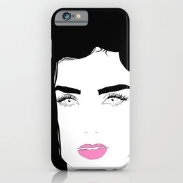 look of love iPhone Case
