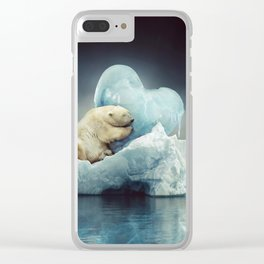 desiderium Clear iPhone Case