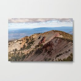 Maggie Peak view Metal Print