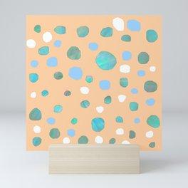 Meteorites S15 Mini Art Print