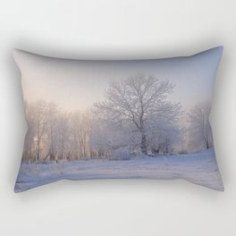 The guardian tree Rectangular Pillow