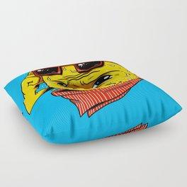 Damn, It's Hot Floor Pillow