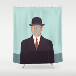 Son of Modern Man Shower Curtain