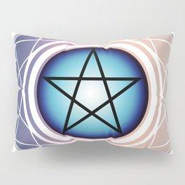 The Pentagram Pillow Sham
