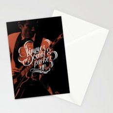 Simmer Down Stationery Cards