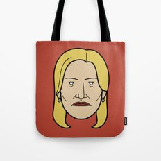 Face of Breaking Bad: Skyler White Tote Bag