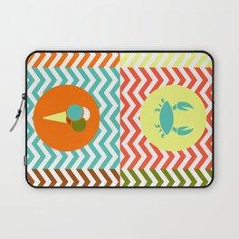 Cute Summer Beach Accessories Laptop Sleeve