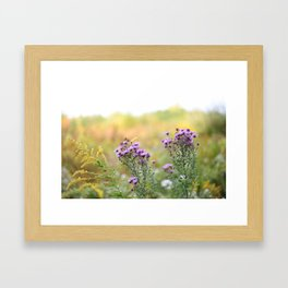 Your beauty stands out  Framed Art Print