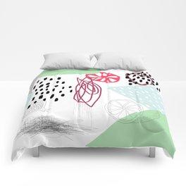 Lemon Comforters