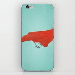 North Cardinalina iPhone Skin