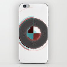 Time Management iPhone & iPod Skin