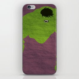 Hulk iPhone Skin