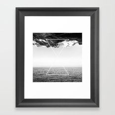 Roof of the World Framed Art Print
