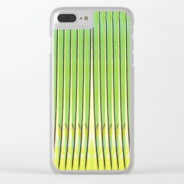 Traveler's Palm Clear iPhone Case