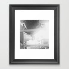 AFTERNOON FEELINGS 1 Framed Art Print