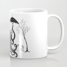 Young Master Lovecraft Finds A Friend Mug