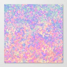 Magic pink Canvas Print