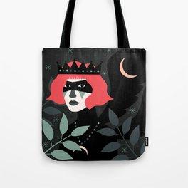 Black-Winged Night Tote Bag