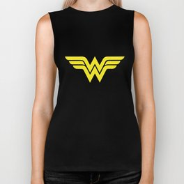 Wonderwoman Biker Tank