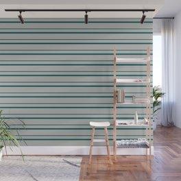 Benjamin Moore 2019 Color Beau Green on Color of the Year 2019 Metropolitan Horizontal Stripes Wall Mural