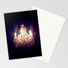 Chandelier I Stationery Cards