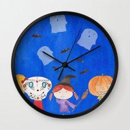 Halloween! Wall Clock