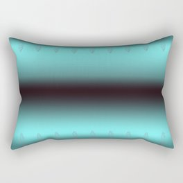 Pillow to compliment Neon Cube bed items Rectangular Pillow