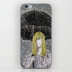 Umbrella - Expressive Mixed Glass Mosaic iPhone & iPod Skin