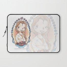 Emilia Ulloa Laptop Sleeve