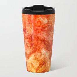 fiery kiss Travel Mug