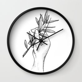 Piece Offering Wall Clock