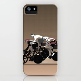 Velodrome iPhone Case