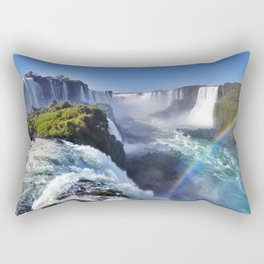 Water Falls Rectangular Pillow