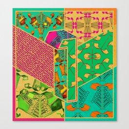 Tile 1 Canvas Print