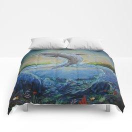 Dolphin Swim Comforters