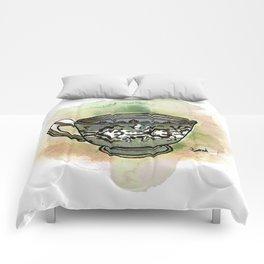 Tittie Tea Cups Comforters