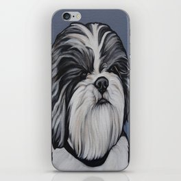 Herbie the Shih Tzu iPhone Skin
