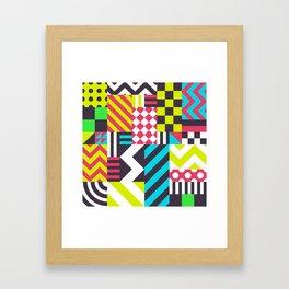 Dazzle Framed Art Print