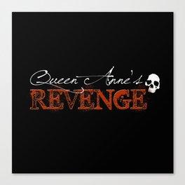 Queen Anne's Revenge Canvas Print