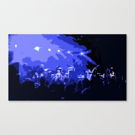 Ricochet Canvas Print