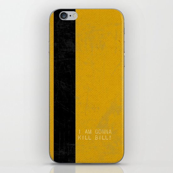 Kill Bill iPhone & iPod Skin