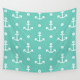 PIXELATED // Anchor Wall Tapestry